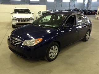 Used 2010 Hyundai Elantra GL A/C VE for sale in Longueuil, QC