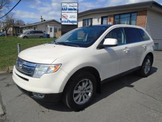 Used 2008 Ford Edge Limitée for sale in Ancienne Lorette, QC