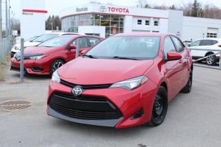 Used 2018 Toyota Corolla LE CVT for sale in Shawinigan, QC