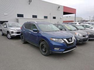 Used 2017 Nissan Rogue SV TECH AWD GPS*CAMÉRAS*MAIN LIBRE for sale in Lévis, QC
