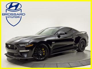 Used 2019 Ford Mustang GT PREMIUM BORLA NAV CUIR FREINS BREMB0 V8 5.0L for sale in Brossard, QC