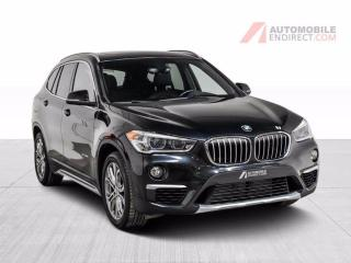 Used 2016 BMW X1 SPORT PACK XDRIVE CUIR TOIT PANO MAGS CAMERA for sale in St-Hubert, QC