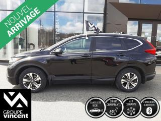 Used 2017 Honda CR-V LX AWD ** GARANTIE 10 ANS ** Habitacle logeable et conduite confortable! for sale in Shawinigan, QC