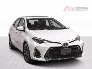 Used 2018 Toyota Corolla SE A/C Mags Toit Sièges Chauffants Caméra for sale in St-Hubert, QC