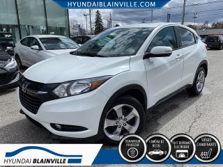Used 2017 Honda HR-V EX TOIT OUVRANT, MAGS, CAMÉRA DE RECUL, for sale in Blainville, QC