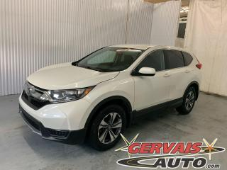 Used 2018 Honda CR-V LX AWD Mags Caméra Sièges Chauffants *Traction intégrale* for sale in Trois-Rivières, QC