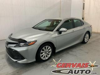 Used 2018 Toyota Camry LE Mags Caméra Sièges Chauffants A/C for sale in Trois-Rivières, QC