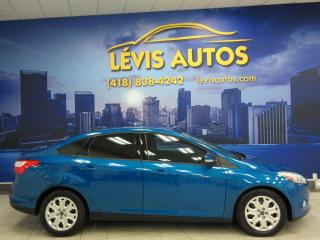 Used 2012 Ford Focus SE AUTOMATIQUE AIR CLIMATISE 131900KM TO for sale in Lévis, QC