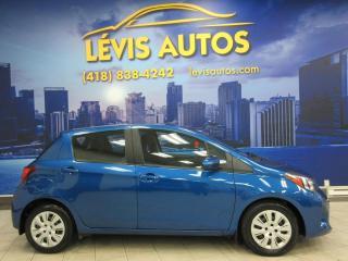 Used 2015 Toyota Yaris LE AUTOMATIQUE AIR 80800KM JAMAIS ACCIDE for sale in Lévis, QC