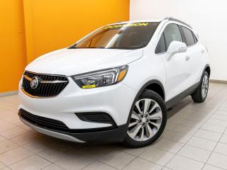 Used 2017 Buick Encore PREFERRED CAMÉRA BLUETOOTH *BAS KILOMÉTRAGE* for sale in St-Jérôme, QC