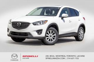 Used 2016 Mazda CX-5 GS Auto Toit Ouvrant Sieges Chauffants Bluetooth 2016 Mazda CX-5 GS for sale in Lachine, QC