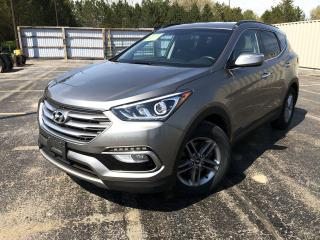 Used 2017 Hyundai Santa Fe Sport 2WD for sale in Cayuga, ON