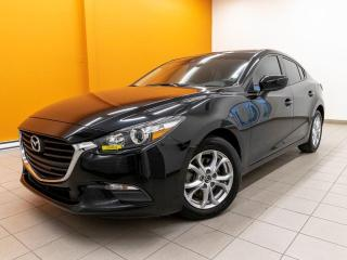 Used 2018 Mazda MAZDA3 BLUETOOTH ÉCRAN TACTILE CAMÉRA * BAS KILOMÉTRAGE* for sale in St-Jérôme, QC