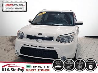 Used 2016 Kia Soul EX+* SIEGES CHAUFFANTS* CAMERA DE RECUL* for sale in Québec, QC