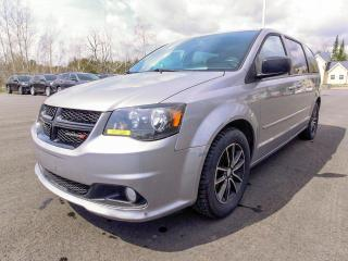 Used 2014 Dodge Grand Caravan CAMÉRA ÉCRAN STOW N GO CLIM MULTI ZONES *DVD* for sale in St-Jérôme, QC