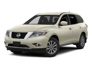 Used 2015 Nissan Pathfinder 4WD 4dr SV for sale in Repentigny, QC