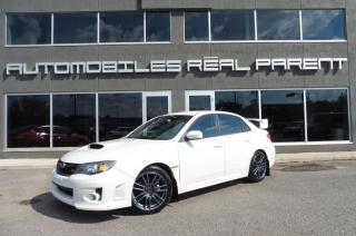 Used 2011 Subaru Impreza WRX STI  - 128 000 KM - for sale in Québec, QC