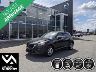 Used 2019 Mazda CX-3 GS AWD ** GARANTIE 10 ANS ** Un VUS AWD qui ne sacrifie pas une conduite dynamique! for sale in Shawinigan, QC