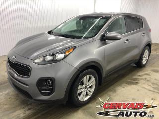 Used 2018 Kia Sportage LX MAGS CAMÉRA BLUETOOTH SIÈGES CHAUFFANTS for sale in Trois-Rivières, QC