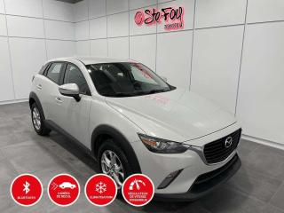 Used 2018 Mazda CX-3 GS - AWD - SIÈGES CHAUFFANTS for sale in Québec, QC