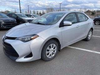 Used 2017 Toyota Corolla ** CE * AC * CRUISE * BLUETOOTH *49525 K for sale in Québec, QC