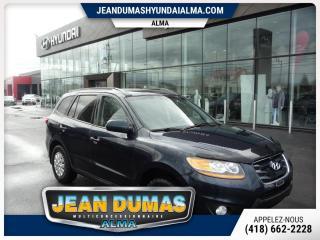 Used 2010 Hyundai Santa Fe Traction intégrale 4 portes V6 Auto GL a for sale in Alma, QC