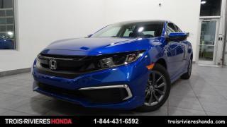 Used 2020 Honda Civic EX + RABAIS DE 4000 $ INCLUS ! for sale in Trois-Rivières, QC