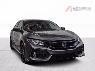 Used 2017 Honda Civic Sport Auto A/C Mags Toit Sièges Chauffants Caméra for sale in Île-Perrot, QC