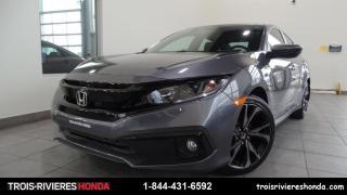 Used 2020 Honda Civic SPORT + RABAIS DE 4000 $ INCLUS ! for sale in Trois-Rivières, QC