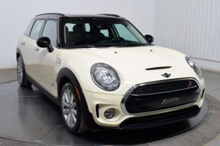 Used 2017 MINI Cooper Clubman Clubman S All 4 A/C Mags Cuir Toit Pano Bluetooth for sale in Île-Perrot, QC