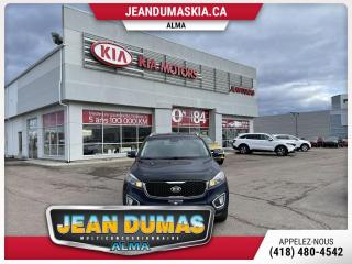 Used 2017 Kia Sorento LX V6 7 places 4 portes TI A/C AWD for sale in Alma, QC