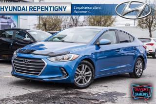 Used 2018 Hyundai Elantra GL 4 PORTES**A/C, MAGS, CAMÉRA, BLUETOOTH** for sale in Repentigny, QC