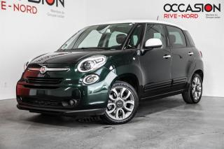 Used 2014 Fiat 500 L Sport MAGS+BLUETOOTH+SIEGES.CHAUFFANTS for sale in Boisbriand, QC