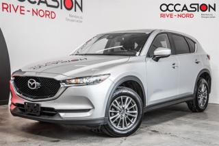 Used 2017 Mazda CX-5 GS AWD TOIT.OUVRANT+SIEGES.CHAUFFANTS for sale in Boisbriand, QC