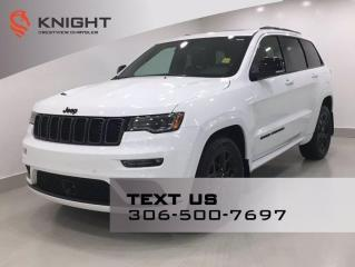 New 2021 Jeep Grand Cherokee Limited X V8 | Leather | Sunroof | Navigation | for sale in Regina, SK