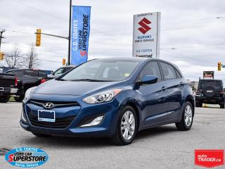 Used 2014 Hyundai Elantra GT GLS for sale in Barrie, ON