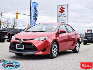Used 2017 Toyota Corolla LE for sale in Barrie, ON