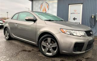 Used 2010 Kia Forte Koup ***EX,COUPÉ,BAS KILO,MAGS,A/C,AUBAINE*** for sale in Longueuil, QC
