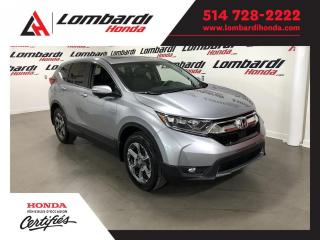 Used 2019 Honda CR-V EX-L|AWD|NAV|CUIR|TOIT| for sale in Montréal, QC