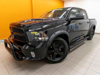 Used 2020 RAM 1500 Classic EXPRESS CREW 4X4 SIÈGES / VOLANT CHAUF *BAS KM* for sale in Mirabel, QC