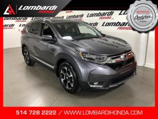Used 2019 Honda CR-V TOURING|AWD|NAV|CUIR|TOIT PANO| for sale in Montréal, QC