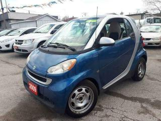 Used 2009 Smart fortwo Pure for sale in Oshawa, ON