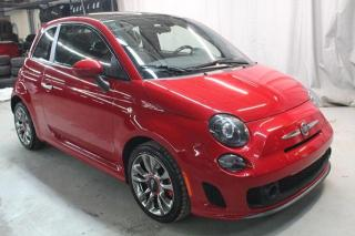 Used 2015 Fiat 500 Turbo hayon 2 portes for sale in St-Constant, QC