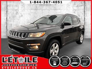 Used 2018 Jeep Compass Compass North 4X4 for sale in Jonquière, QC