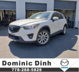 Used 2015 Mazda CX-5 GT AWD for sale in Richmond, BC