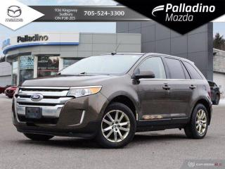 Used 2011 Ford Edge Limited - SELF CERTIFY for sale in Sudbury, ON