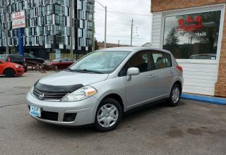 Used 2012 Nissan Versa for sale in Oshawa, ON