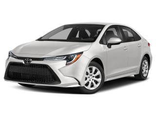 New 2021 Toyota Corolla L CVT COROLLA L CVT for sale in Port Hawkesbury, NS