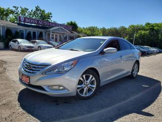Used 2013 Hyundai Sonata LIMITED for sale in Oshawa, ON
