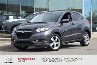 Used 2017 Honda HR-V DEAL PENDING EX AWD TOIT AWD TOIT MAGS BLUETOOTH for sale in Lachine, QC